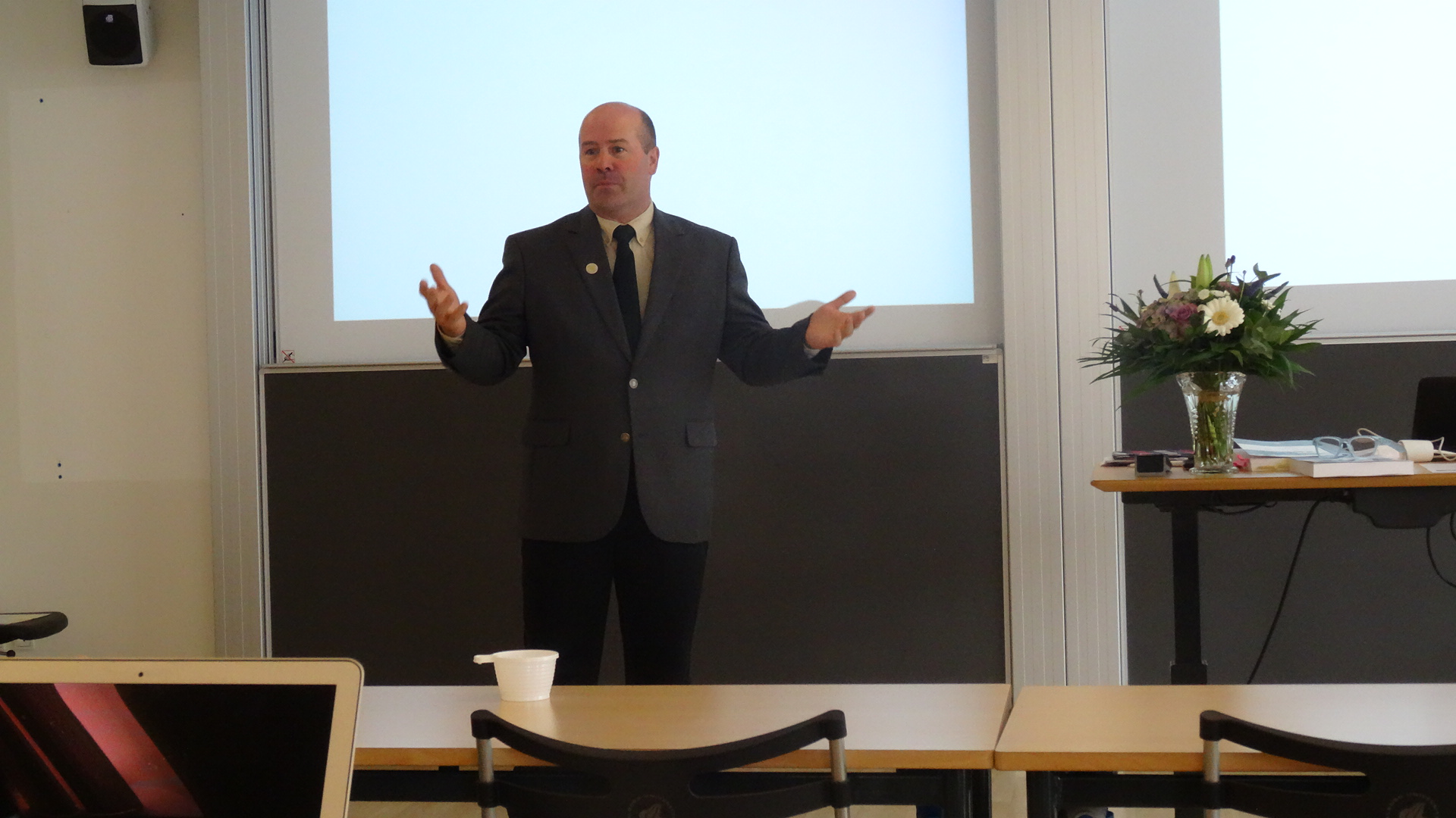 PhD defense by Ronald Ulseth